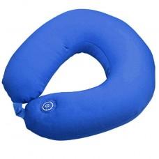 Подушка-подголовник массажная для шеи и плеч  Nick Massage Cushion