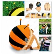 Ранец детский «ПЧЕЛКА» оранжевый Bumble bee backpack orange