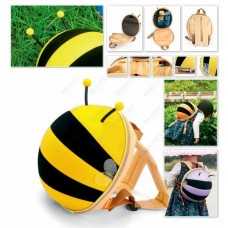 Ранец детский «ПЧЕЛКА» желтый Bumble bee backpack yellow