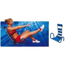 Тренажер для мышц живота, с фиксированным сиденьем ПРЕСС AB Rocket