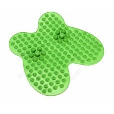 Коврик массажный рефлексологический для ног «РЕЛАКС МИ» зеленый