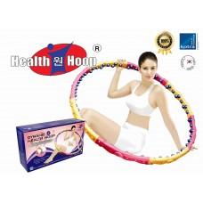 Массажный обруч с Dynamic Health Hoop (2.3)