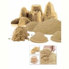 Песок для игры «ЧУДО-ПЕСОК» 1 кг цвет натуральный песочный Cildren christmas toys play sand for kids christmas gift