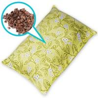 Подушка для сна из гречихи, 50 х 70 см (из гречневой лузги)