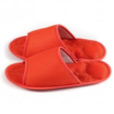 Массажные тапочки Релаксы  оранжевые