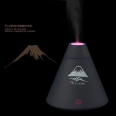 Увлажнитель-воздуха вулкан черный Gergle