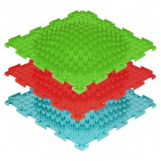 Массажный коврик (Орто Островок мягкий) поштучно