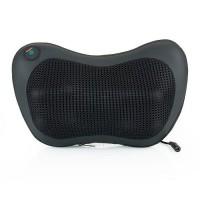 Массажная подушка c инфракрасным прогревом для шеи и плеч Massager Pillow М-2