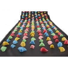 Массажный коврик цветными камнями Massage Road
