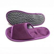 Массажные детские тапочки Фиолетовые