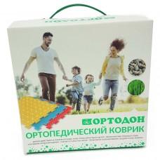 Массажный  ортопедический  модульный коврик Елочка