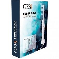 Дарсонваль Gess Super Nova, 4 сменные насадки